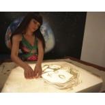Tìm hiểu nghệ thuật vẽ tranh cát