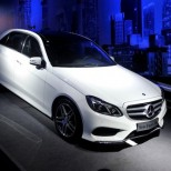 Ra mắt Mercedes EClass 2014 Showroom Trường Chinh