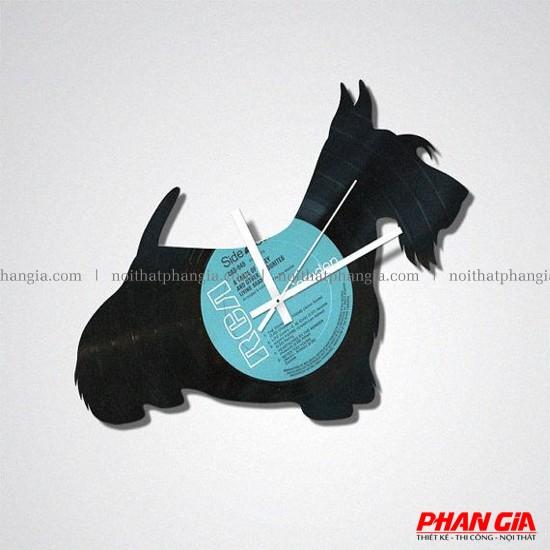 Đồng hồ chú chó