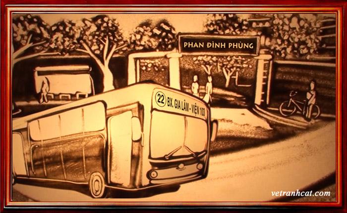 Cổng trường Phan Chu Trinh - Hà Nội